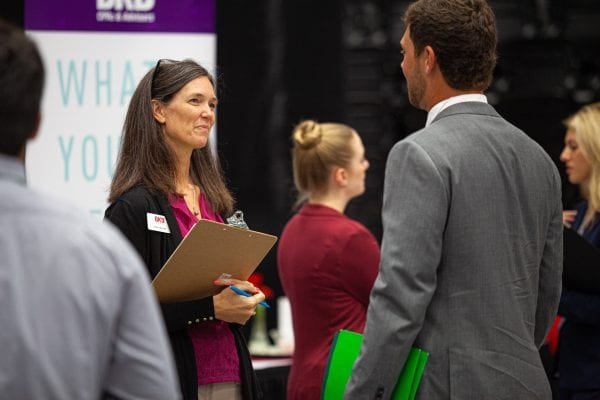 Grace College hosts largest private Accounting Career Fair