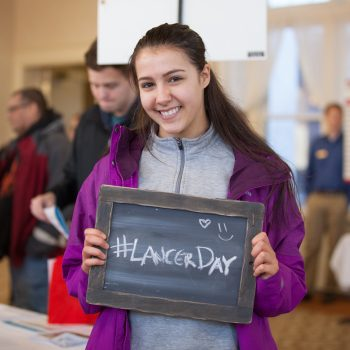 Grace College Lancer Visit Day