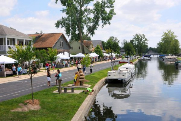Weekends in Winona Lake Village at Winona
