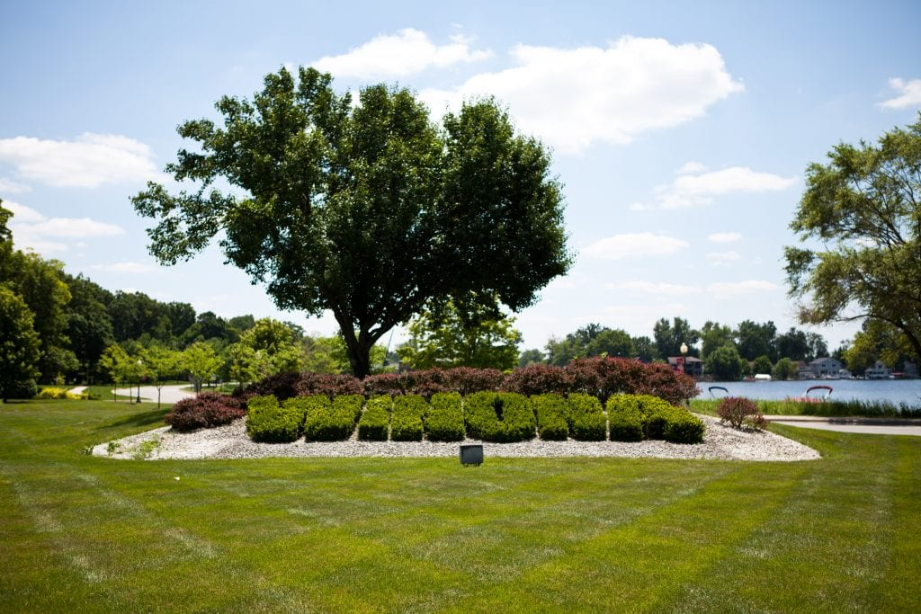 The best small college town - Winona Lake Indinana