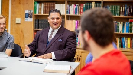 master of divinity, doctor of ministry