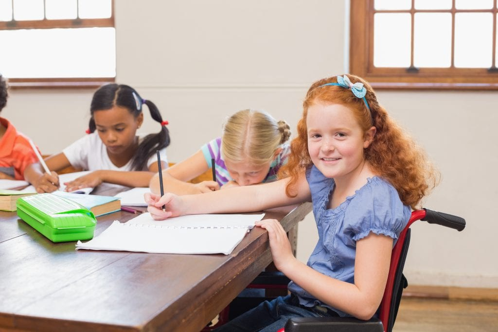 Special Education children with Significant Disabilities