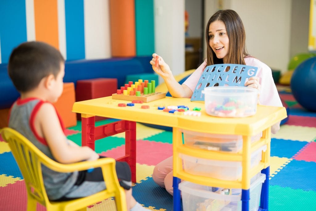 Intensive Intervention Children with Significant Disabilities
