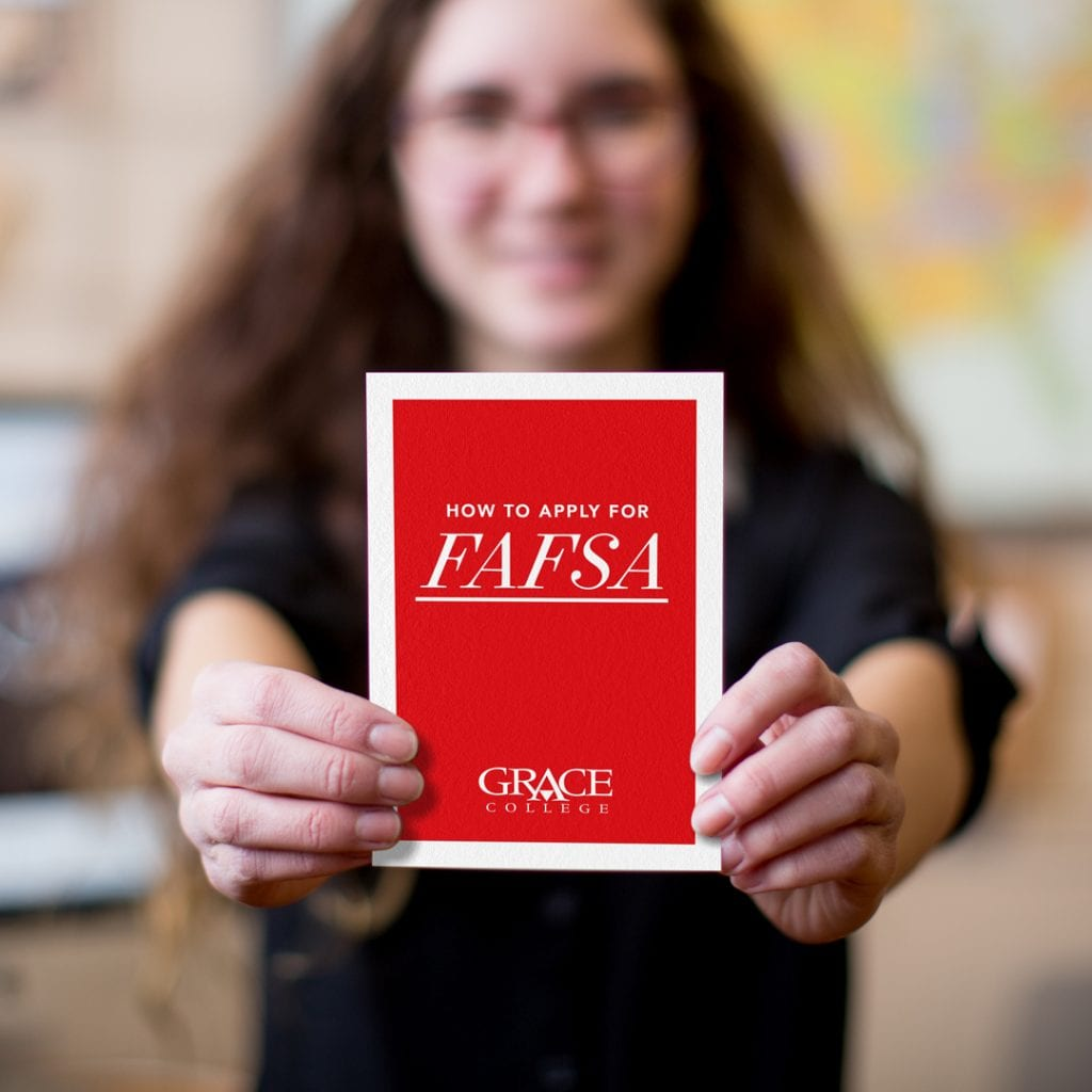 Need to know how to apply for FAFSA? Don't know how to add colleges to FAFSA or when is the FAFSA deadline? Grace College is here to help.