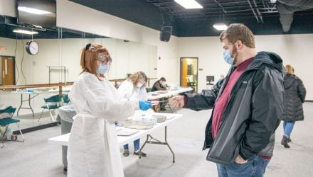 Grace College Rolls Out New Testing Protocol, Safely Returns Students to Campus